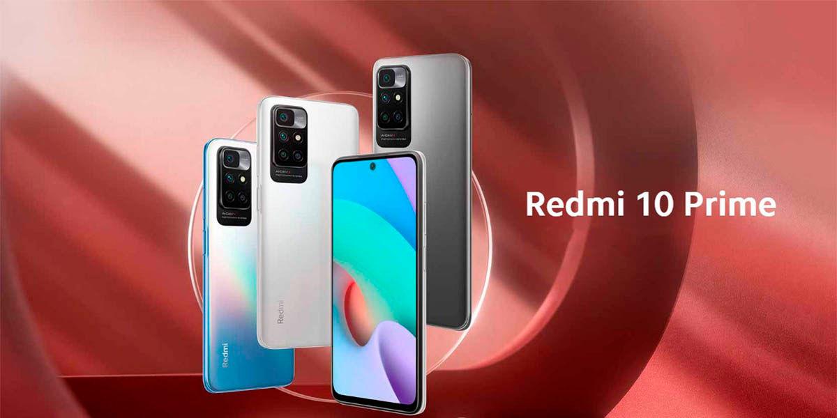 Redmi 10 Prime características precio