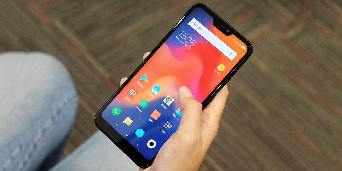 Redmi 6 Pro destacados Xiaomi