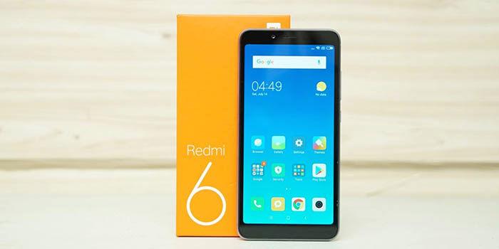 Redmi 6 lanzado en España