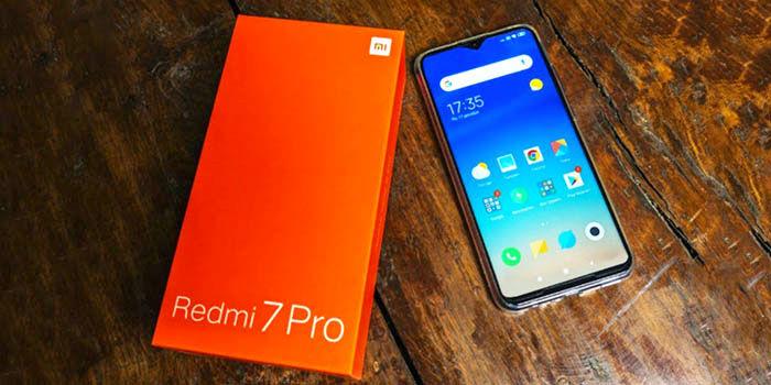 Redmi 7 Pro precio filtrado