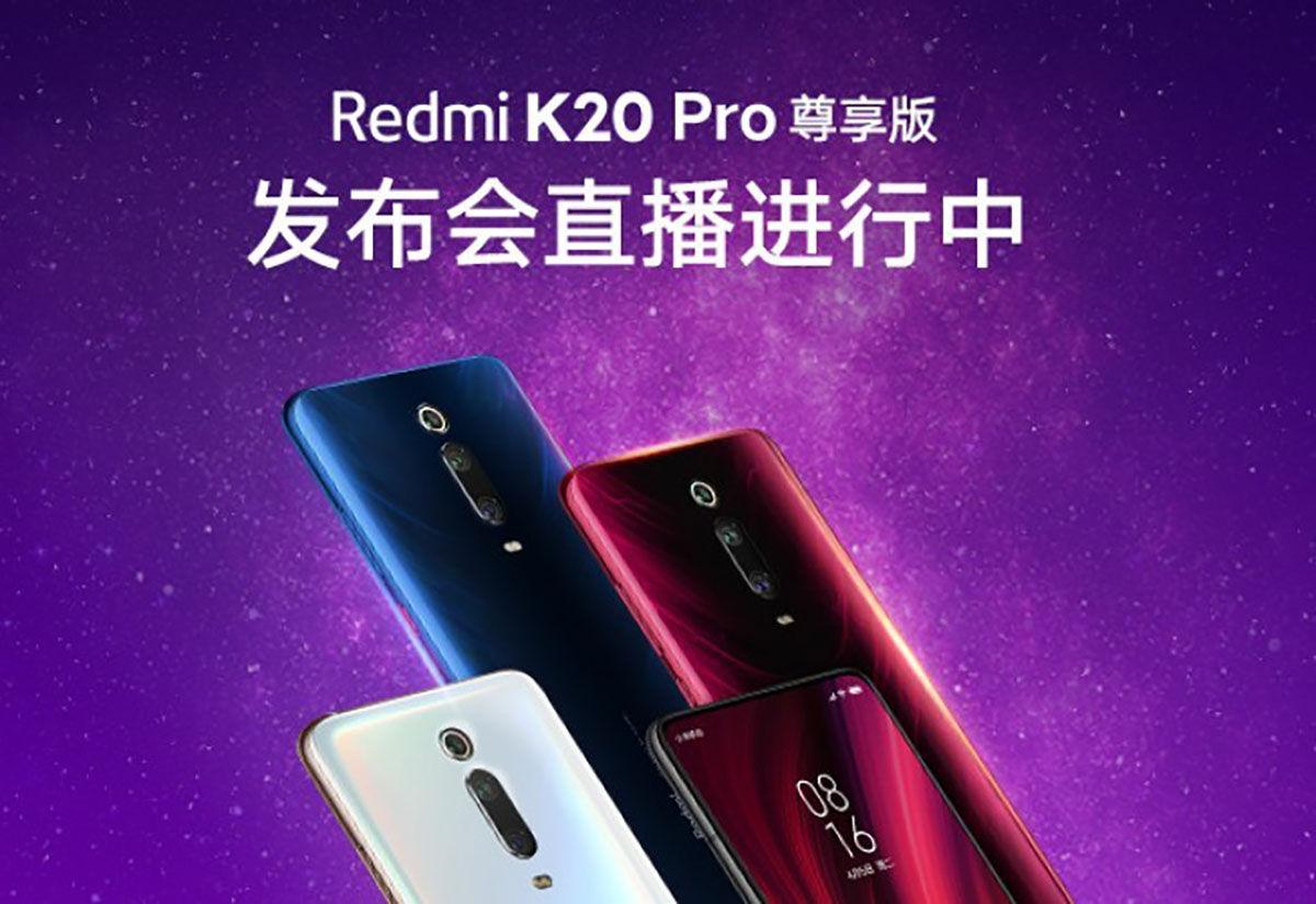 Redmi K20 Pro Premium caracteristicas