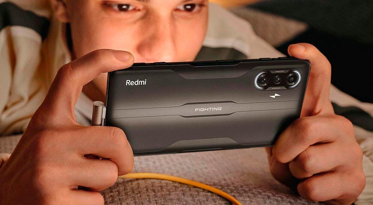 Redmi K40 especificaciones tecnicas