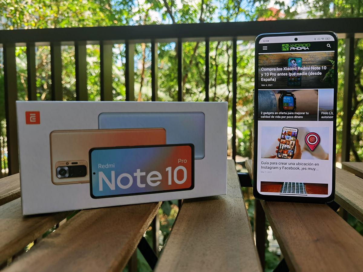 Redmi Note 10 Pro Androidphoria