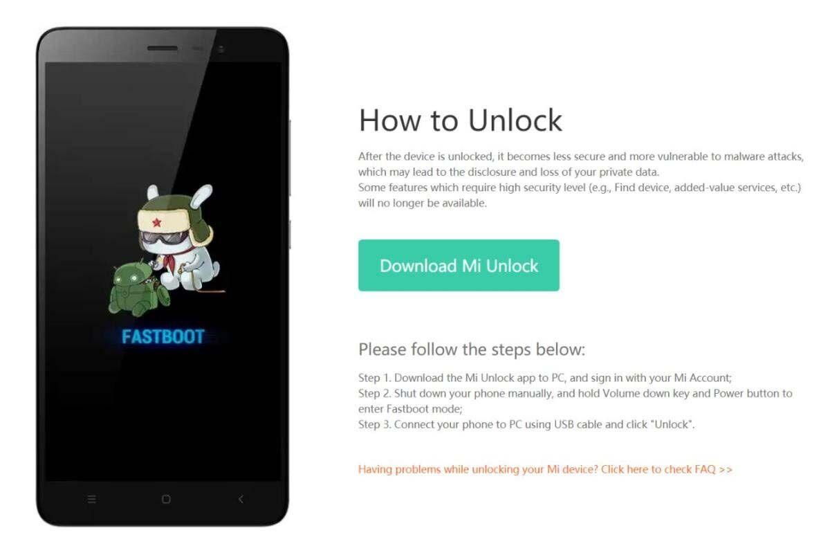 xiaomi mi unlock tool descargar tutorial 2020