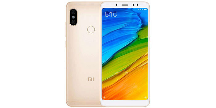 Redmi Note 5 Global
