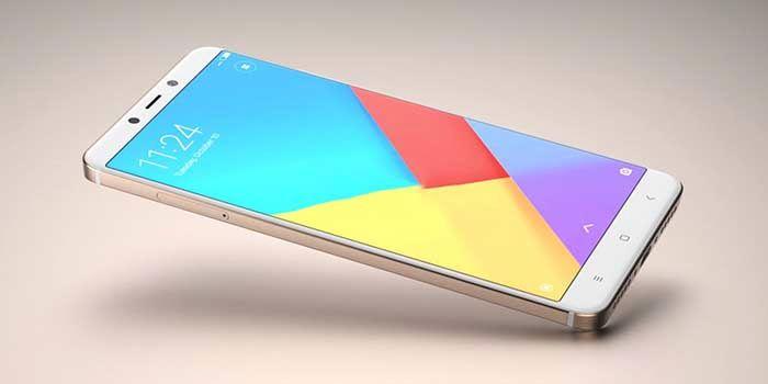 Redmi Note 5 pantalla mejorada