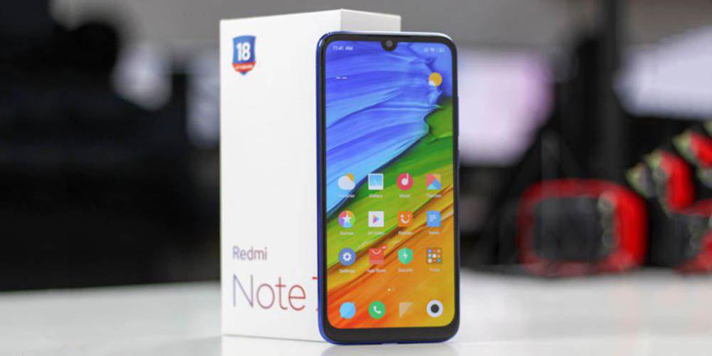 Redmi Note 7 Pro lanzamiento