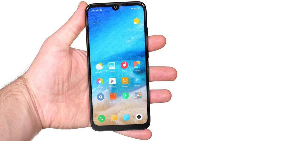 Redmi Note 7 móvil vendido