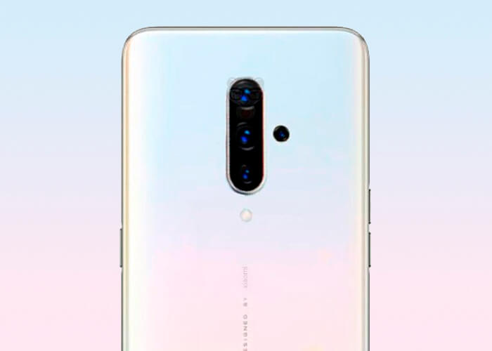 Redmi Note 8 camaras