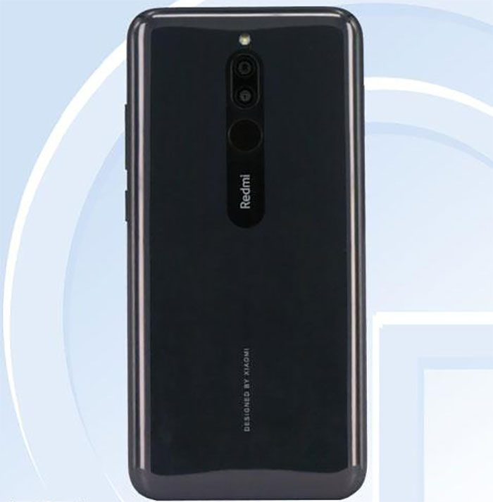 Redmi Note 8 filtrado