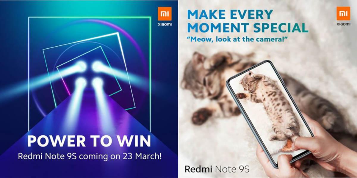 Redmi Note 9S especificaciones