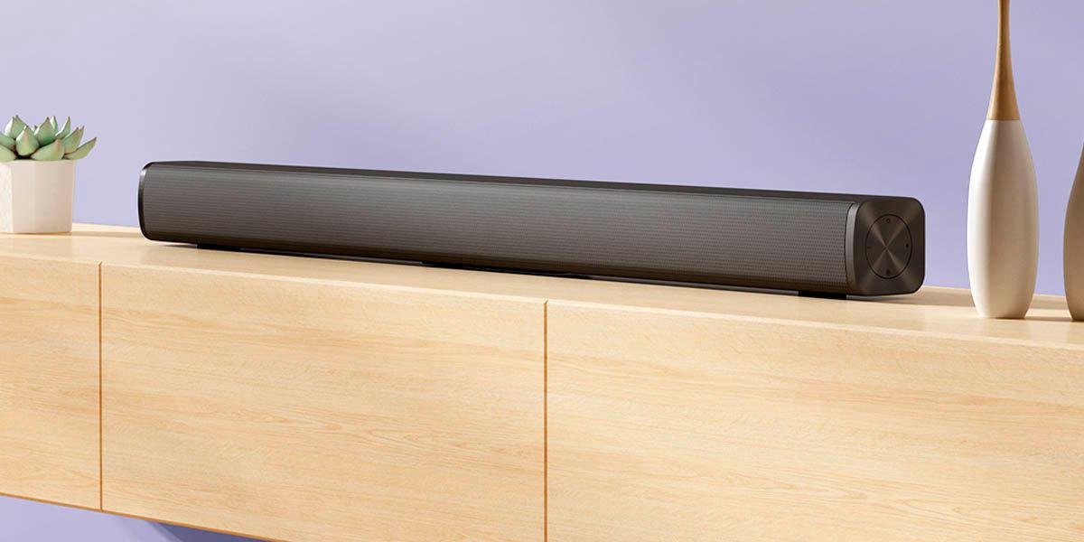 Redmi TV Bar la barra de sonido económica de Xiaomi