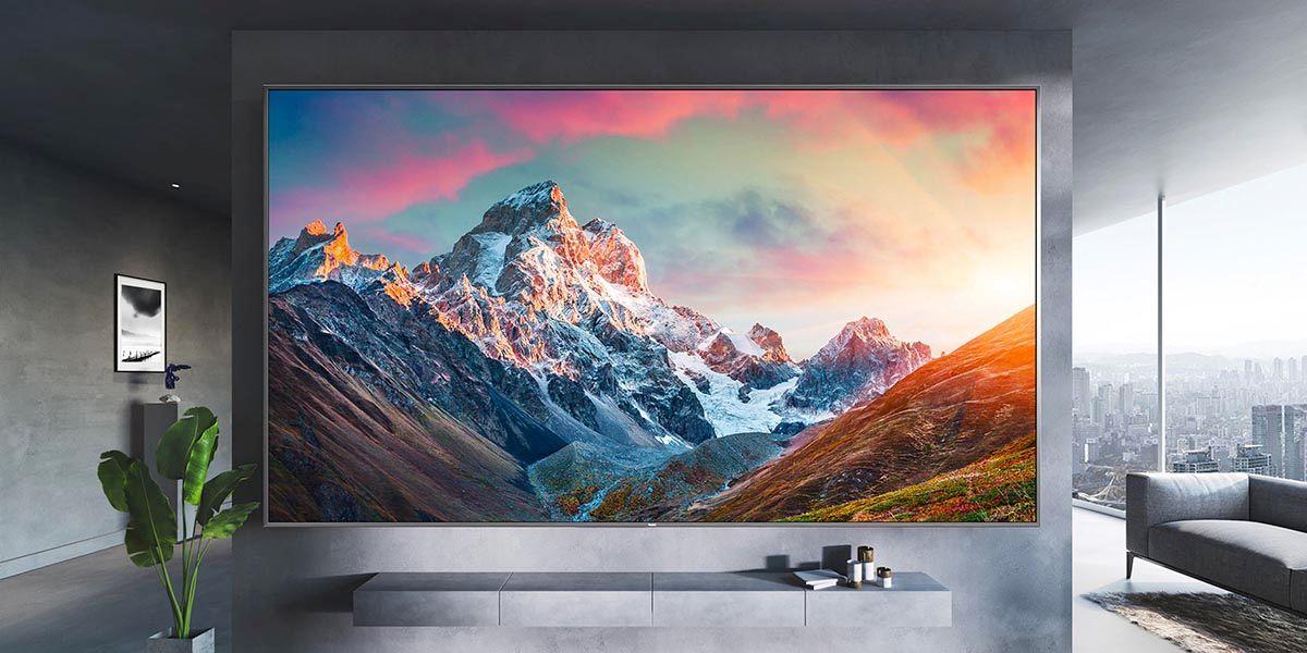Redmi TV Max caracteristicas