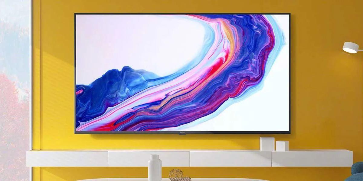 Redmi TV diseño