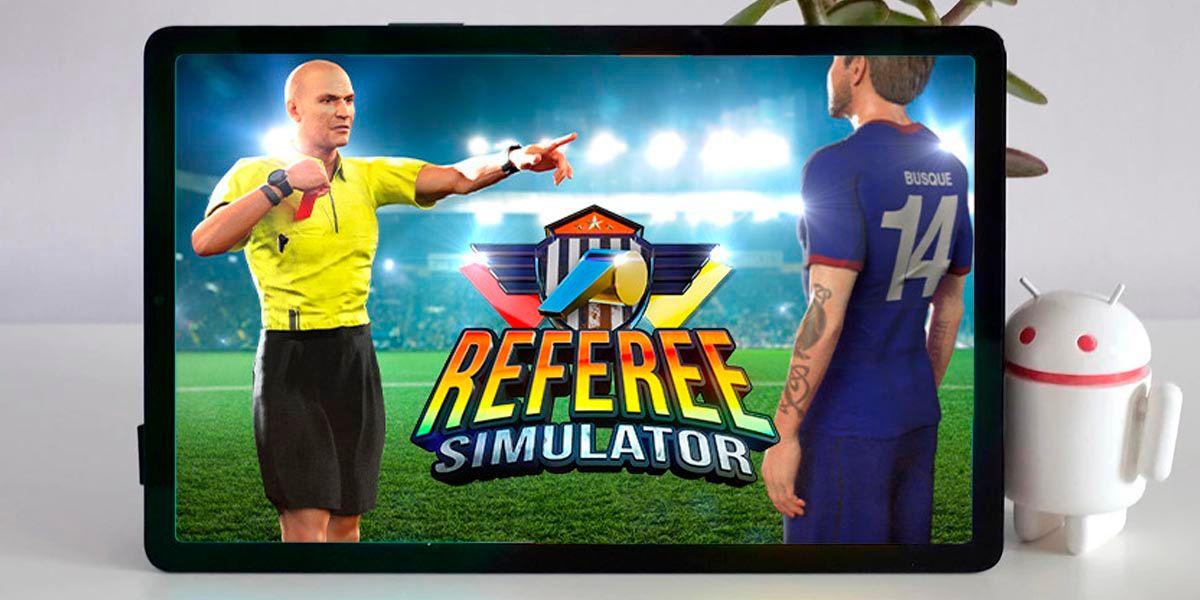 Referee Simulator Android alternativa