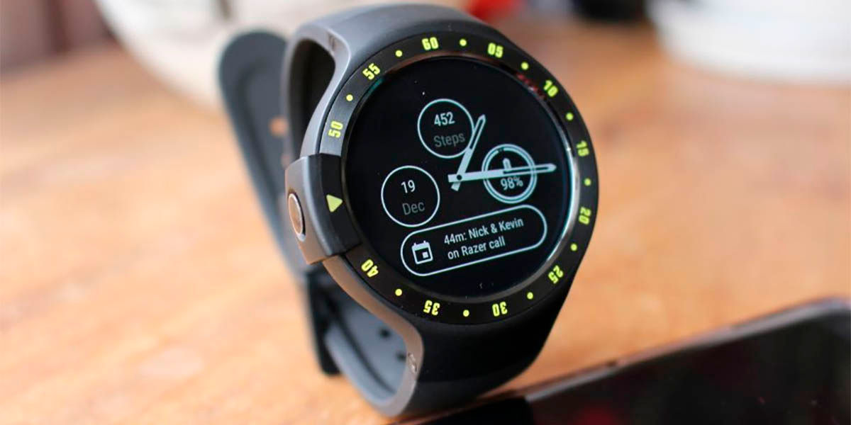 Reloj inteligente TwicWatch S economico Amazon