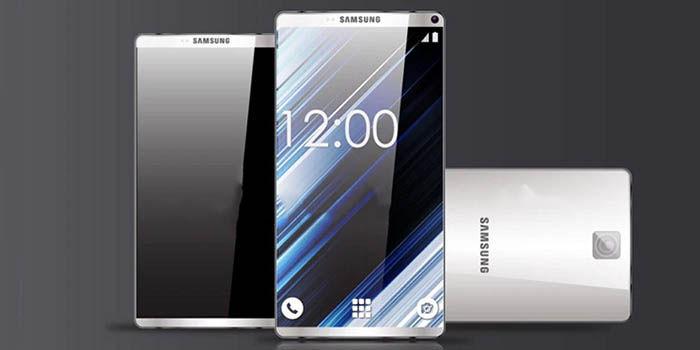 Render Galaxy S8