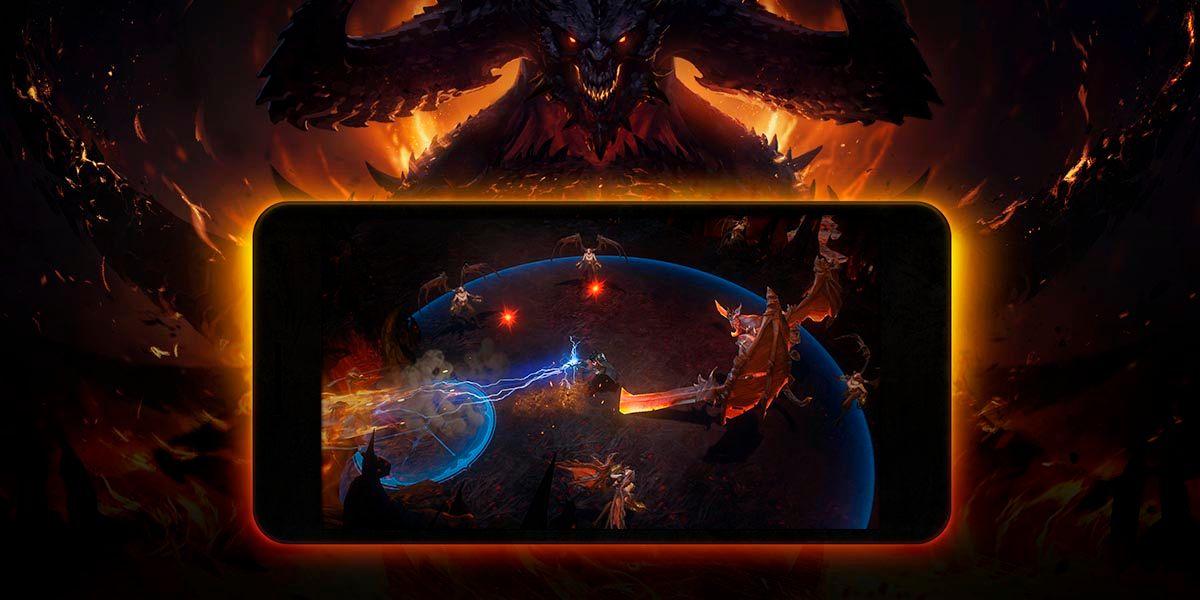 Requisitos minimos Diablo Inmortal Android