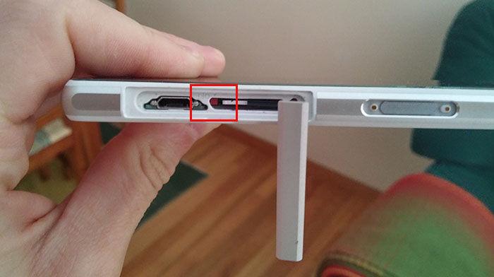 Reset Sony Xperia Z2