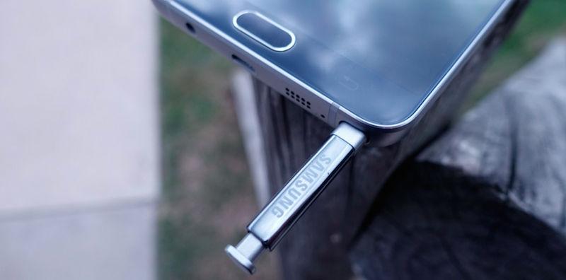 Respuesta de Samsung al problema del S Pen en Note 5