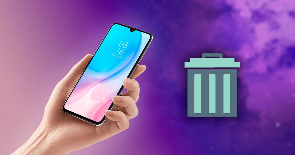 Restablecer de fabrica tu Xiaomi