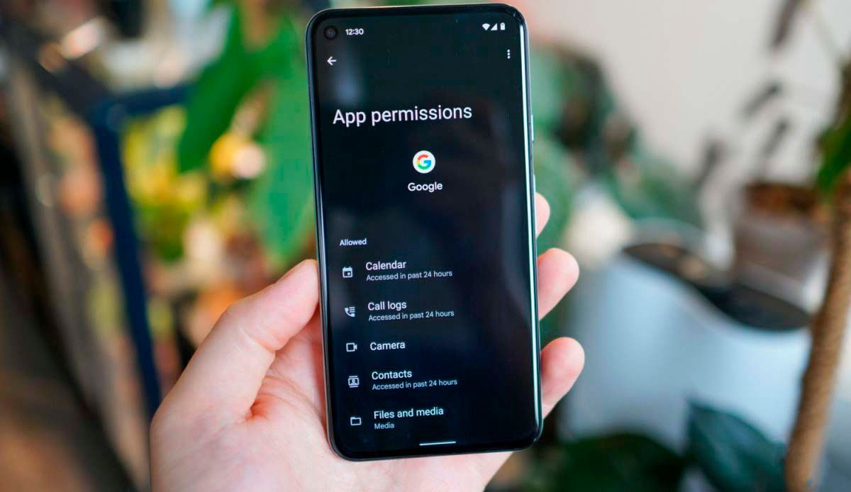 Restablecer permisos de las apps Android viejos