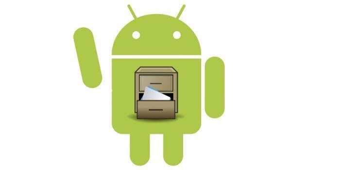Restaurar archivos eliminados en Android con root