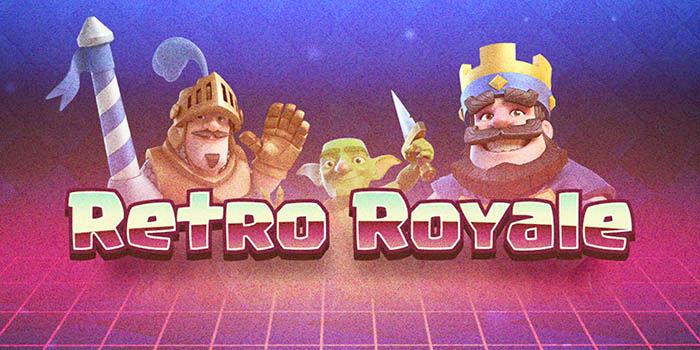 Retro Royale Desafio Clash Royale