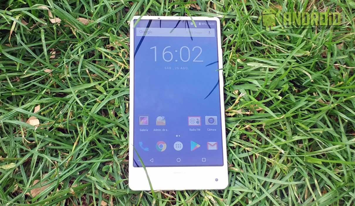 Review Bluboo S1