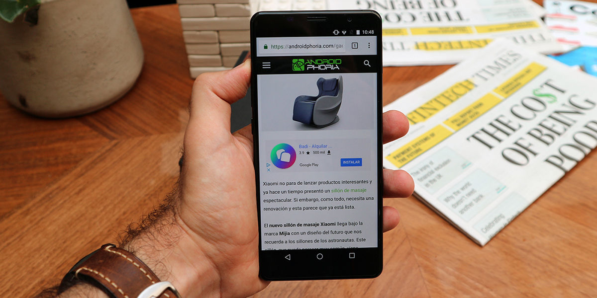 Review Bluboo S3