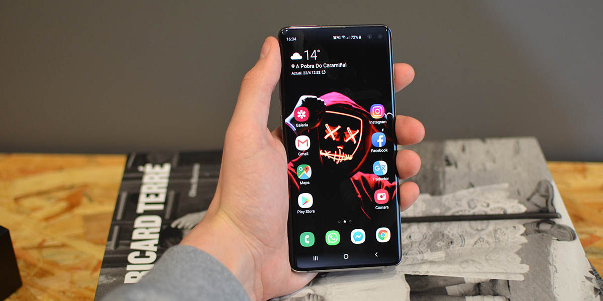 Review Galaxy S10 Plus
