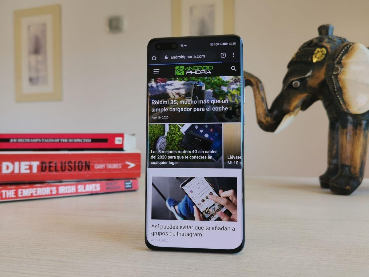Review Huawei P40 Pro