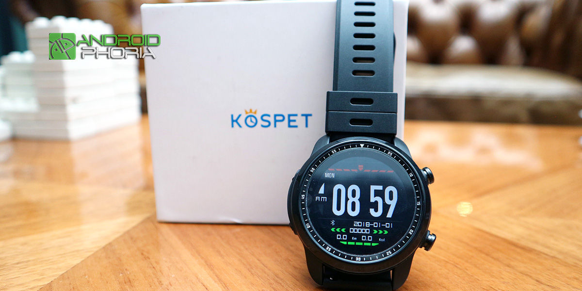 Review Kospet Brave