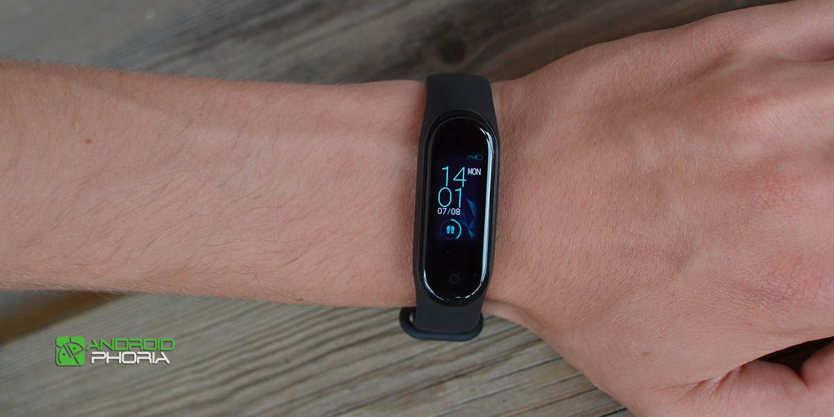 Review Mi Band 4