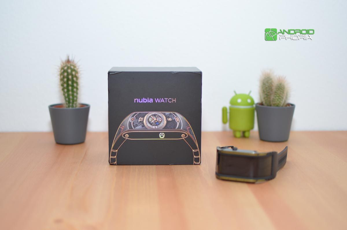 Review Nubia Watch