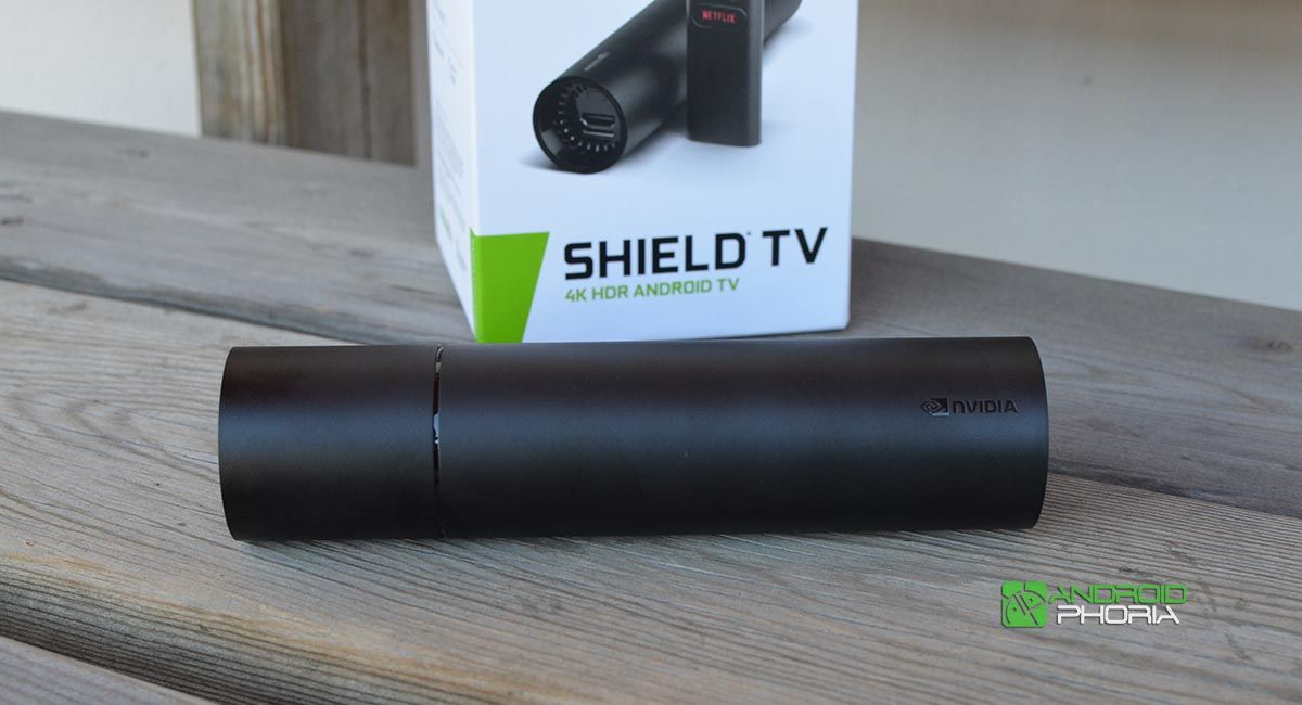 Review Nvidia Shield TV 2019