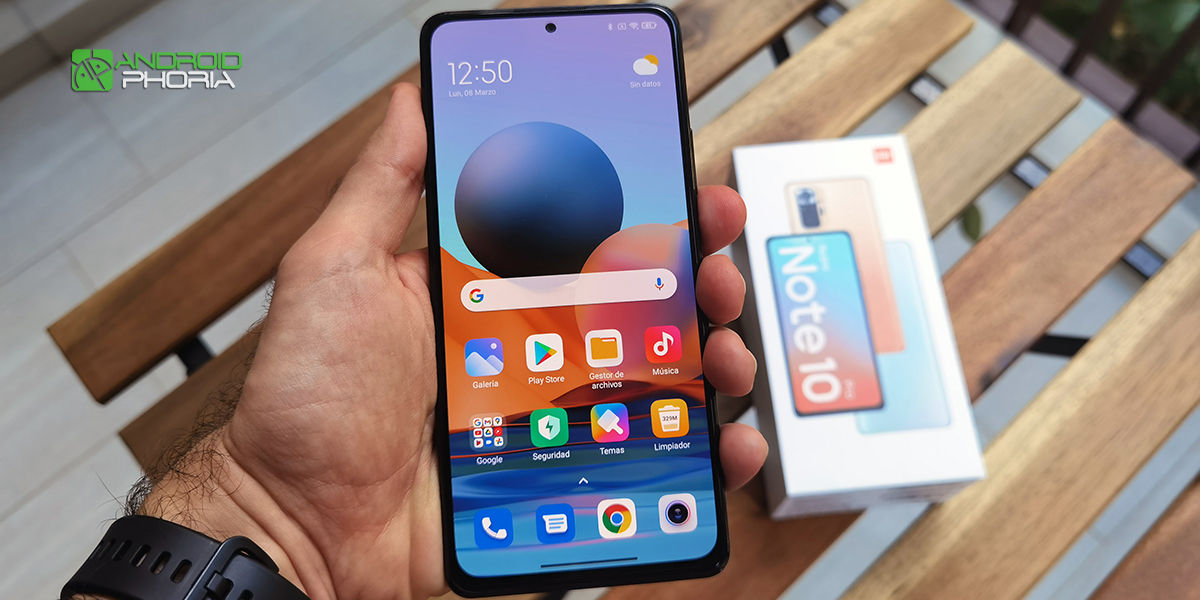 Review Redmi Note 10 Pro