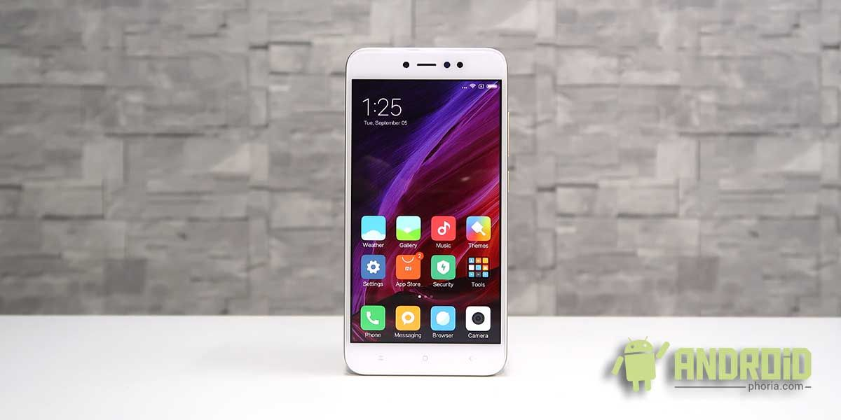 Review Redmi Note 5A