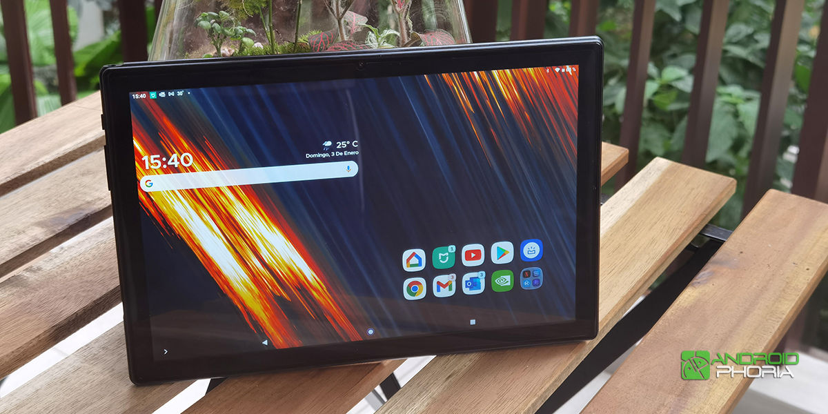 Review Teclast M40