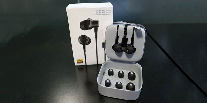 Review Xiaomi Earphones USB C