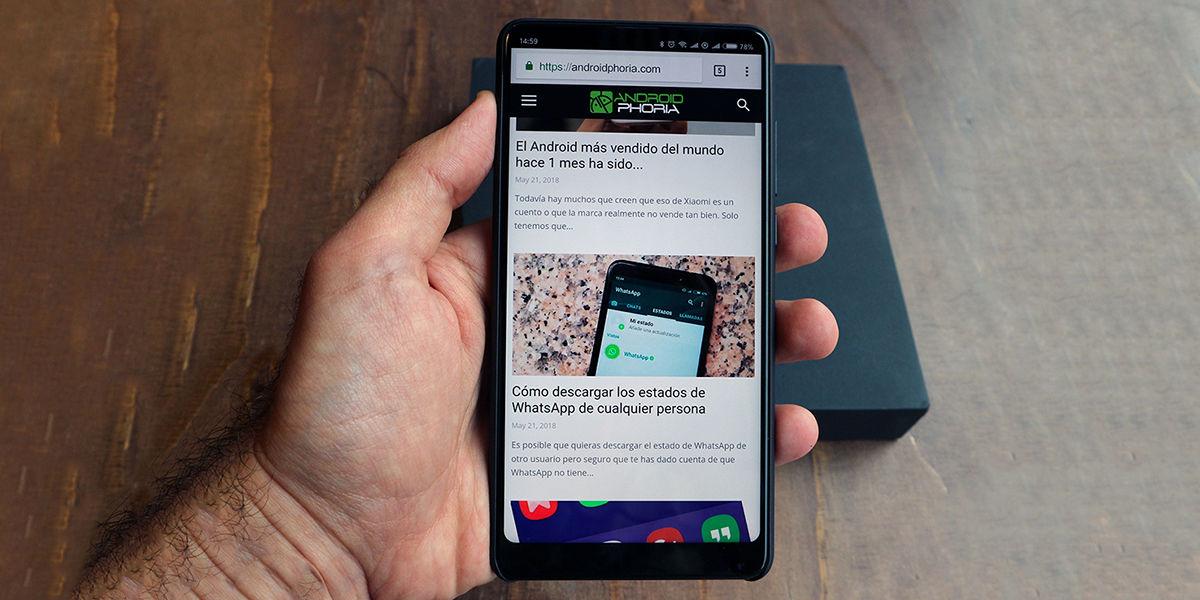 Review Xiaomi Mi Mix 2s