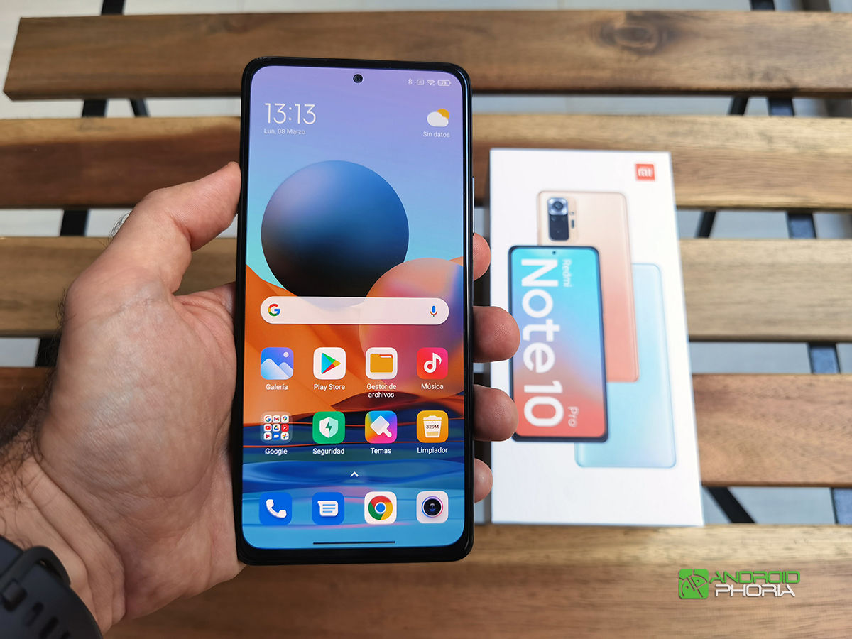 Review Xiaomi Redmi Note 10 Pro
