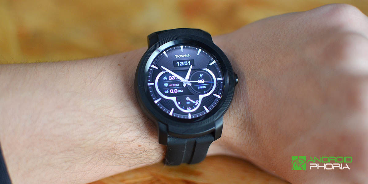 Review del TicWatch E2