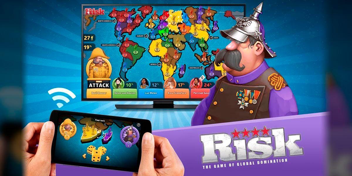 Risk mejor juego conquista tablero Android