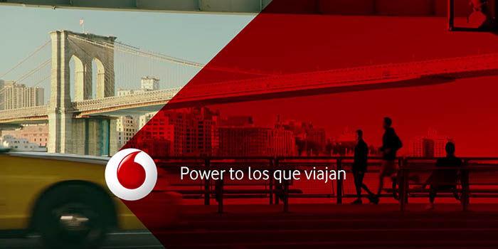 Roaming gratis Vodafone