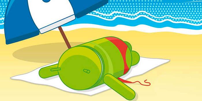 Robar movil playa