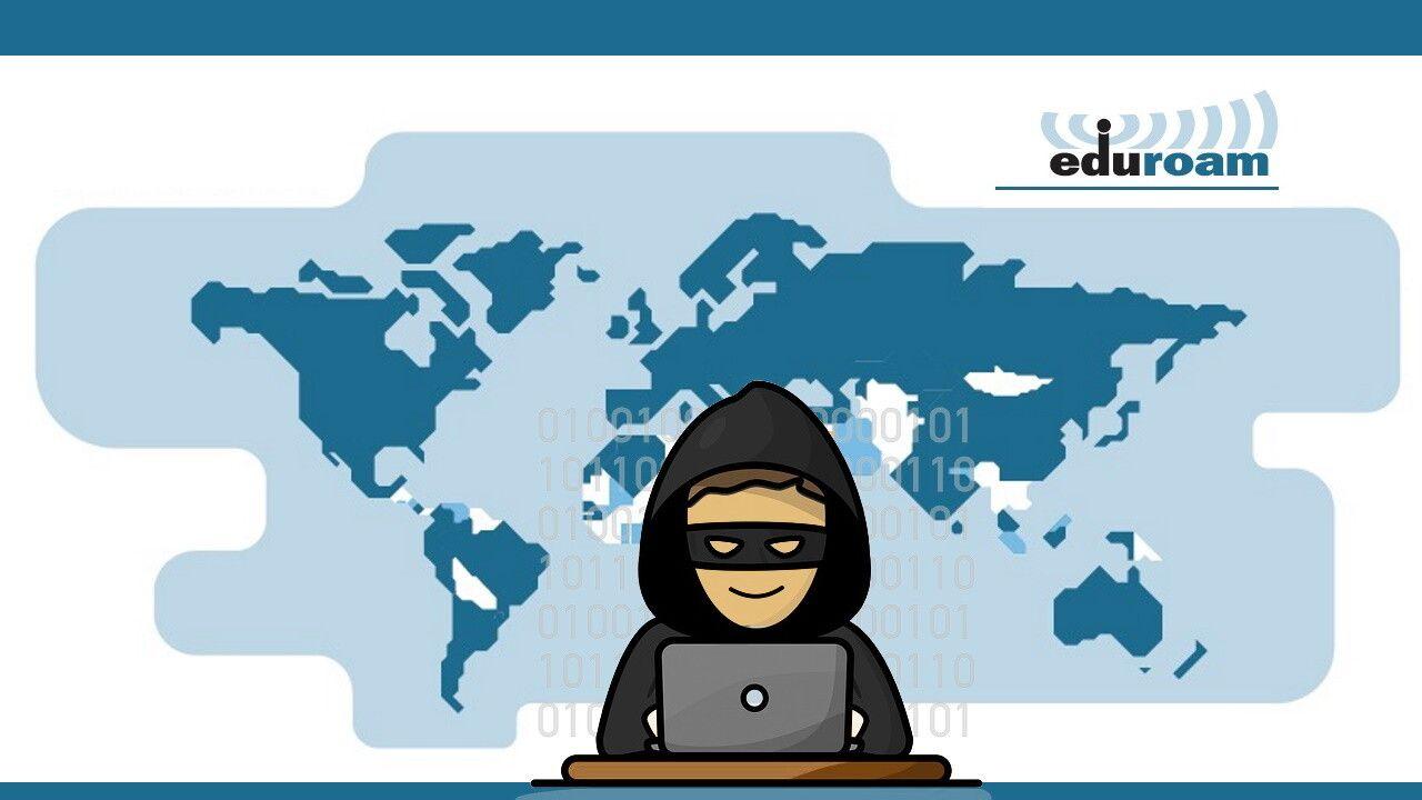 Robo de cuentas y credenciales de miles de usuarios universitarios a través de la red Eduroam