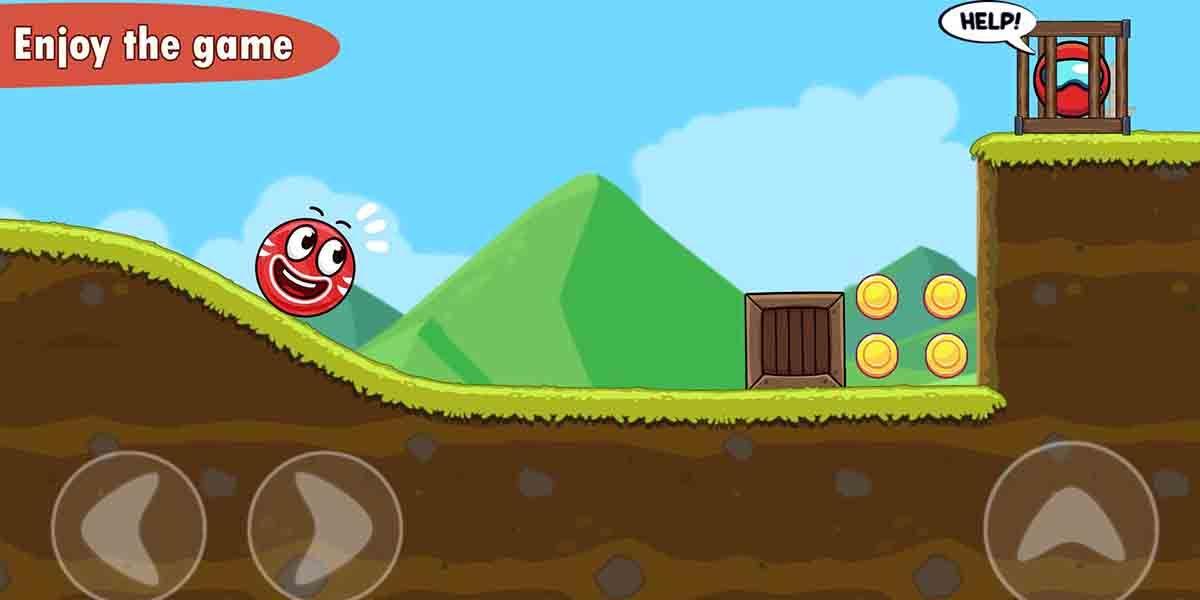 Roller Ball Adventure versión de Bounce
