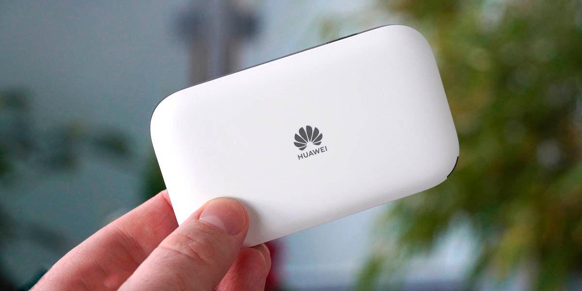 Router 4G portátil Huawei E5576-320