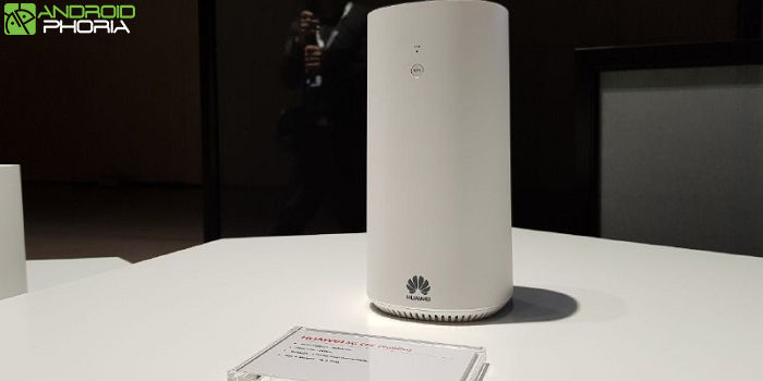 Router 5G Huawei MWC18